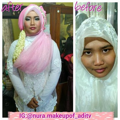 Nura Make Up Of ADITV: MAKE UP PENGANTIN