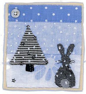 snow & bunny