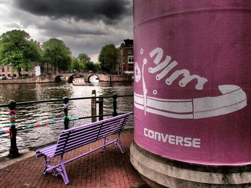 Converse Advertising, Amsterdam