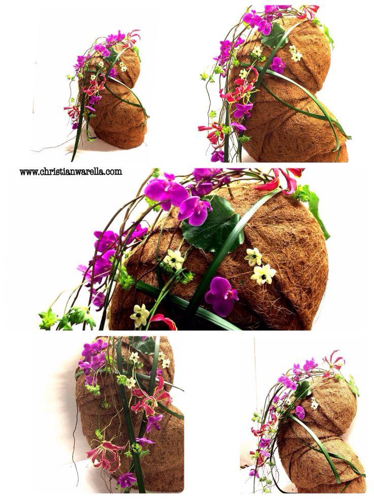 Cocoon      Floral Art