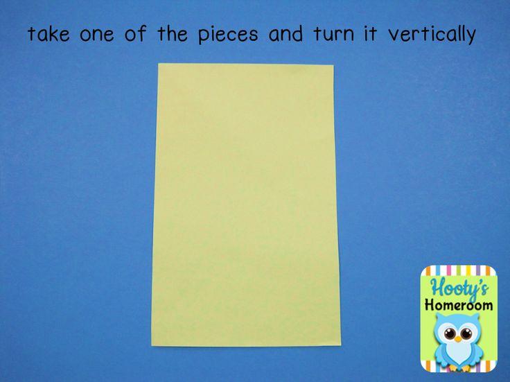 Hooty's Homeroom: Foldable Fun–Geometry