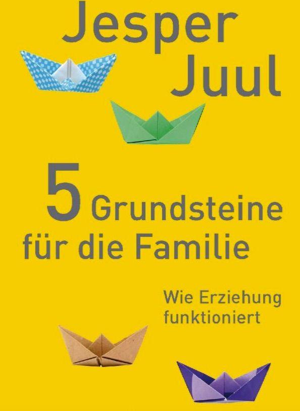 Buchtipp: Fünf Grundsteine für die Familie – Jesper Juul › zwillingswelten - doppelgemoppelt