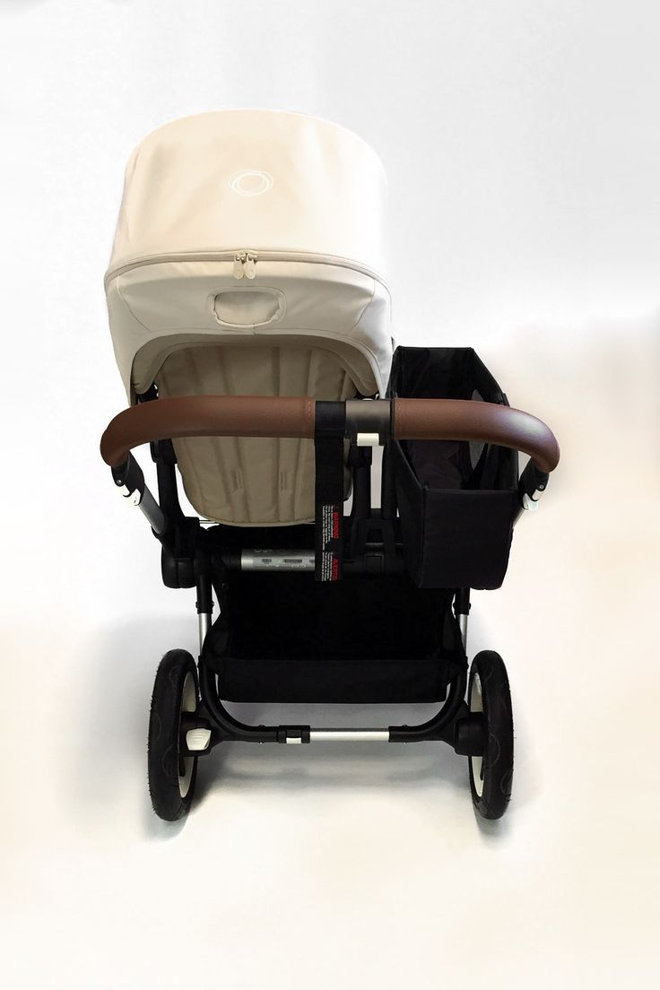Bugaboo Donkey real leather lace-up covers