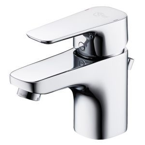 Ideal Standard Tempo 1 Lever Basin Mixer Tap Ideal Standard Tempo 1 Lever Basin Mixer Tap.This contemporary styled chrome single lever basin mixer tap from Ideal Standards Tempo range comes with a pop up waste supplied and is suitable for high a http://www.MightGet.com/april-2017-1/ideal-standard-tempo-1-lever-basin-mixer-tap.asp