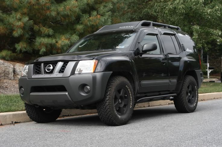 "How-to: Official ""Stealth Rims"" Thread - Second Generation Nissan Xterra Forums"