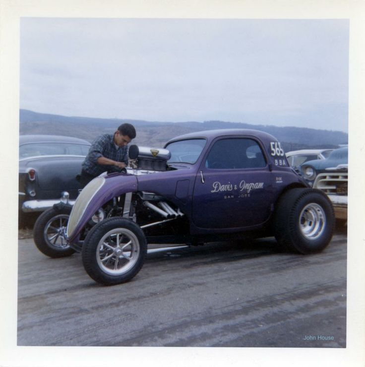 157 Best Images About 1960s Drag Race Cars On Pinterest