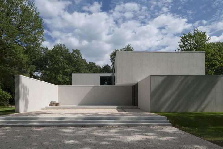 The DM Residence in Flanders, Belgium by CUBYC Architects bvba