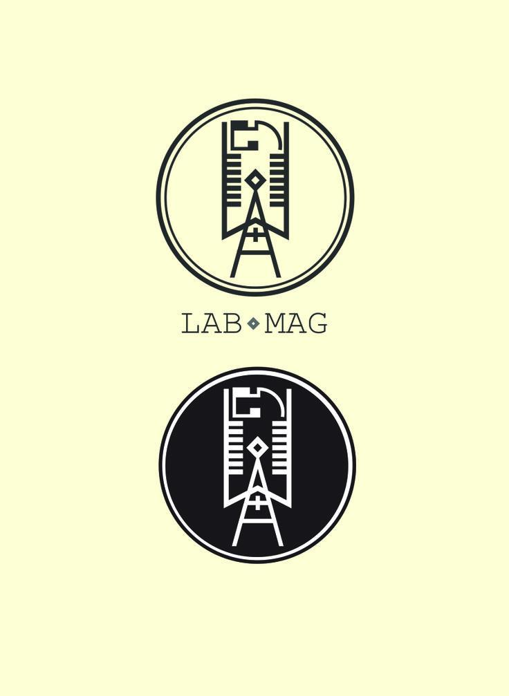 Logo LAB MAG