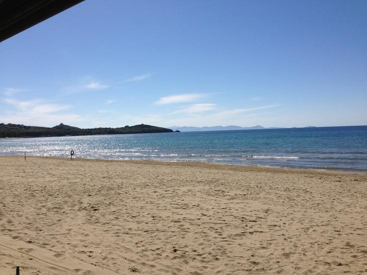 Spiaggia Punta Ala !!