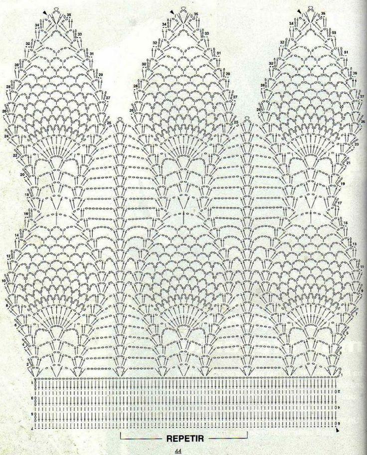 эксклюзивный ананас крючком схема и описание фото сколько людей фамилией