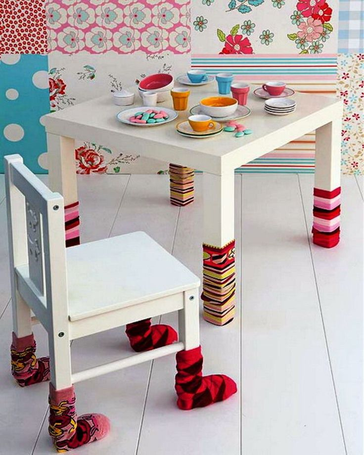 Милые мелочи для уютного дома:чехлы- накладки на ножки мебели - Ярмарка Мастеров - ручная работа, handmade