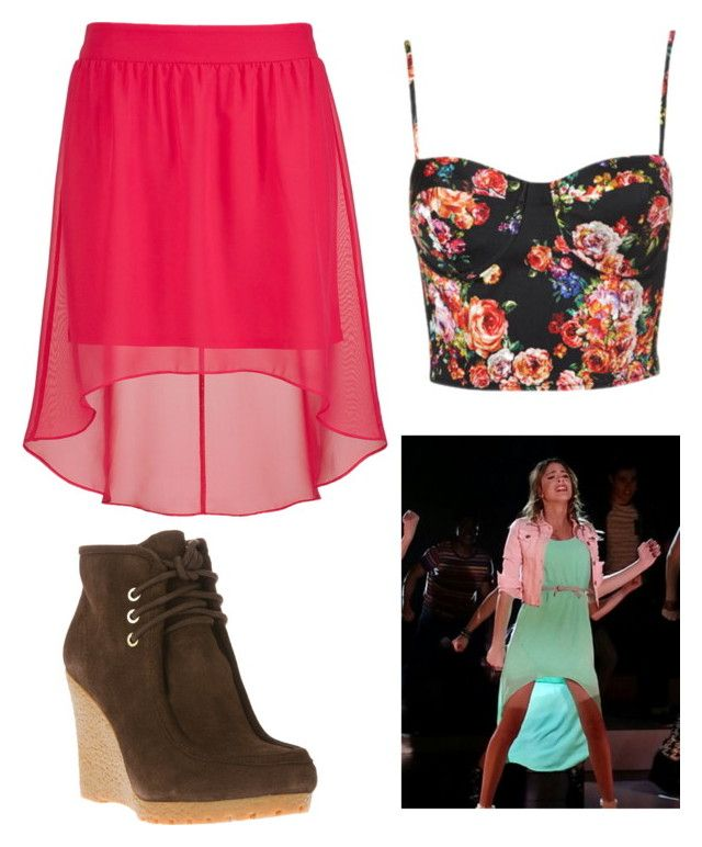 """""""Violetta"""" by la-connasse-de-france ❤ liked on Polyvore featuring Michael Kors"""