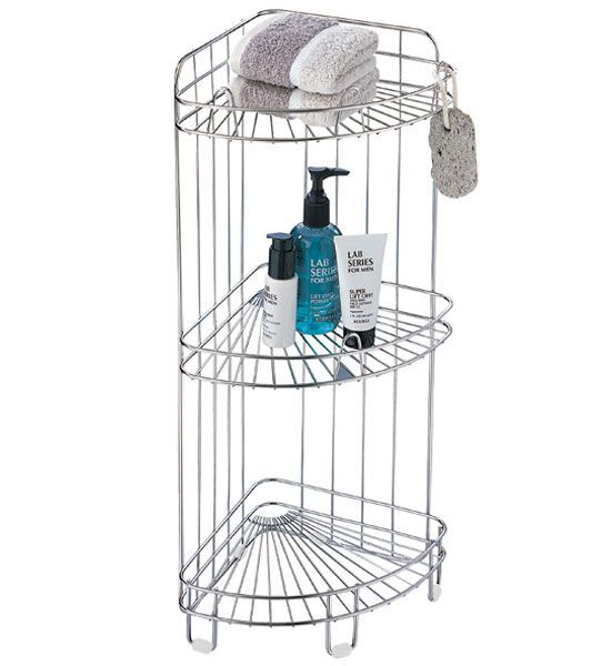 1000 Ideas About Corner Shower Caddy On Pinterest Small