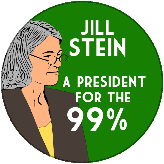 Jill Stein a president for the 99%