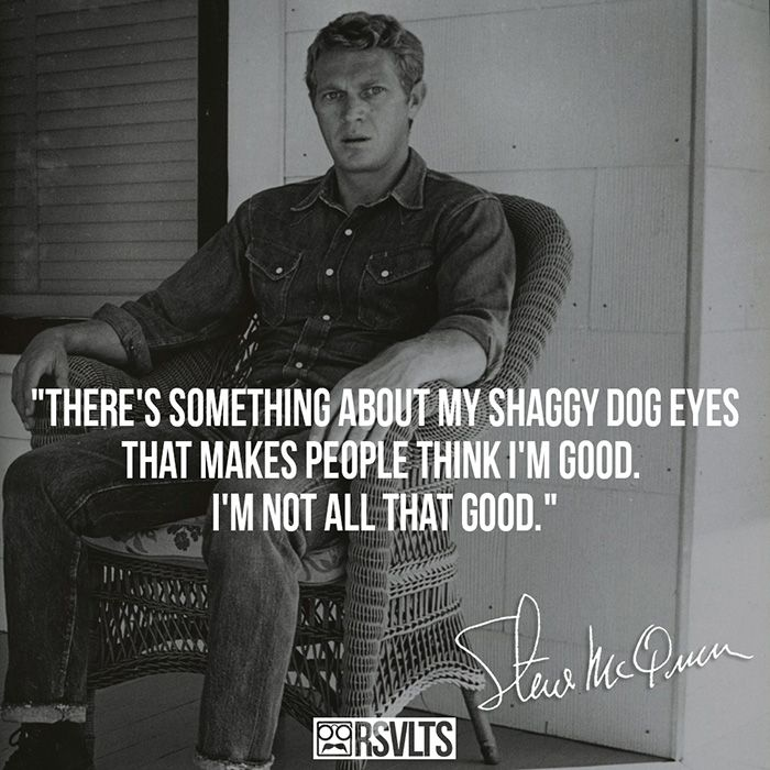 Steve Mcqueen Is Cool Quotes. QuotesGram by @quotesgram