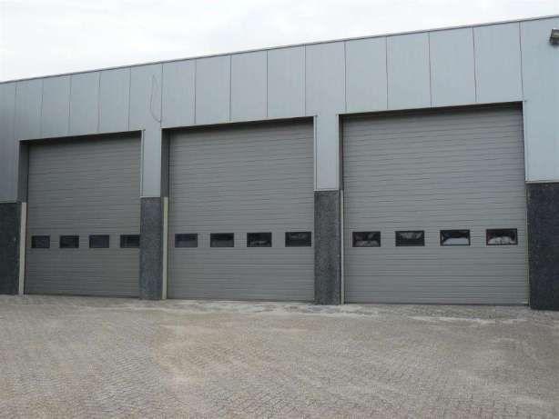 brama przemysłowa garażowa 4 x 4 Bydgoszcz - image 1
