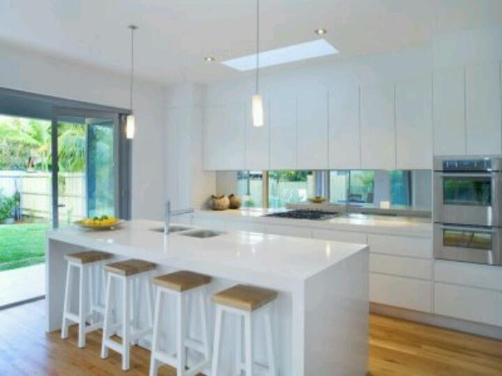 Coastal kitchen Home