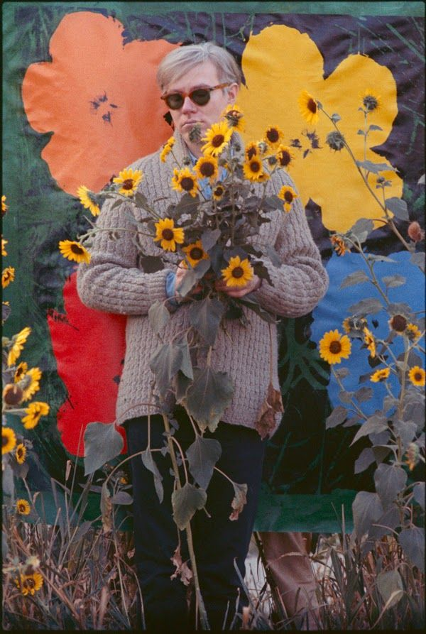 17 best images about andy warhol flowers on pinterest