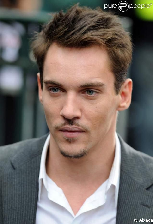 Jonathan Rhys Meyers...I have liked this cutie long before he starred in the Tudors.