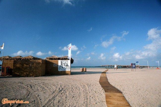 Crete, Elafonisi, a true paradise.   Camperistas.com