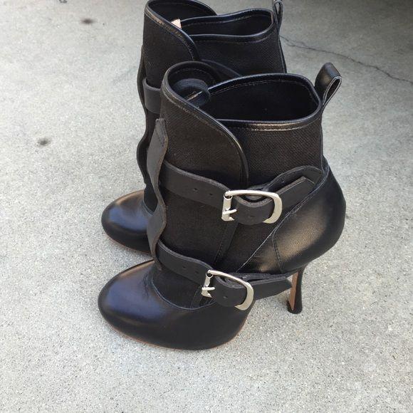 Vivienne Westwood Shoes - Vivienne Westwood pirate boots