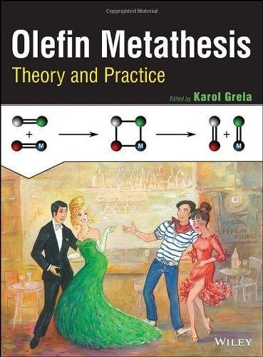 I'm selling ebook -- Olefin Metathesis: Theory and Practice by Karol Grela