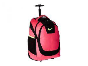 Nike Kids Rolling Backpack 3 (Hyper Pink) Backpack Bags