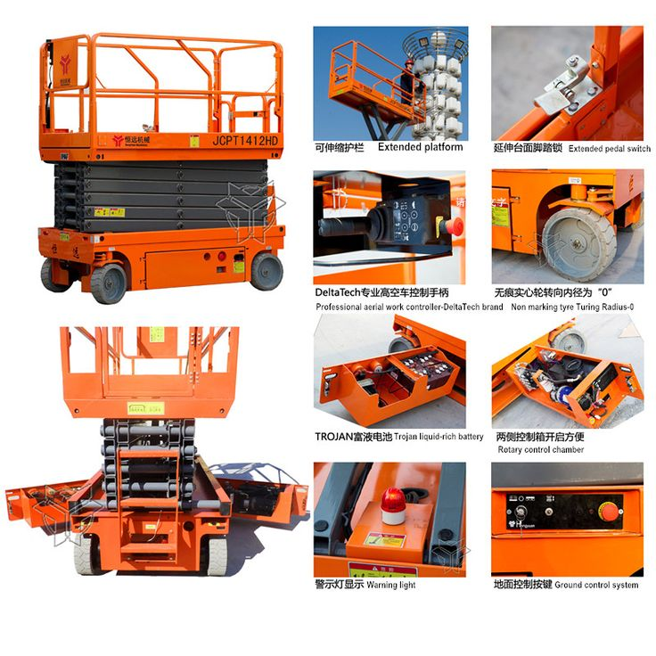 220 best images about aerial scissor lift training on pinterest john deere trucks and big for Scissor lift training video
