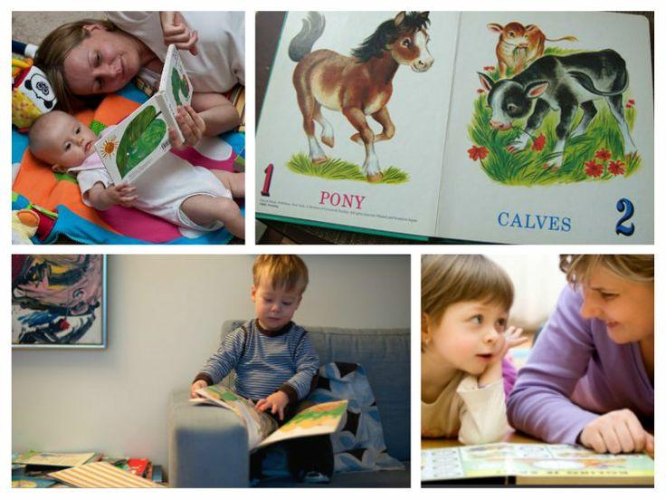 Cărți recomandate copiilor în funcție de vârstă:  0-2 ani -cărți cu imagini mari, colorate în tonuri de bază. 2-4 ani - #cărți cu animale mari, de la Zoo. 4-6 ani - povești, poezii, basme tradiționale 7-8 ani - cărți care cultivă pasiunea și personalitatea #copilului.