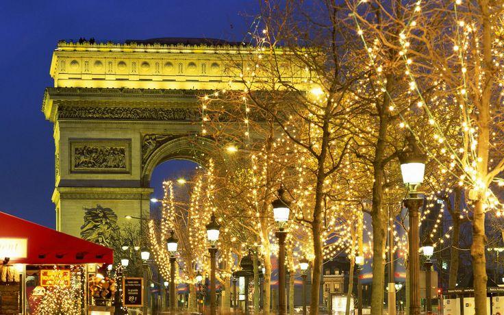 Χριστούγεννα στο Παρίσι 5 ημέρες   Ταξίδι στο Παρίσι