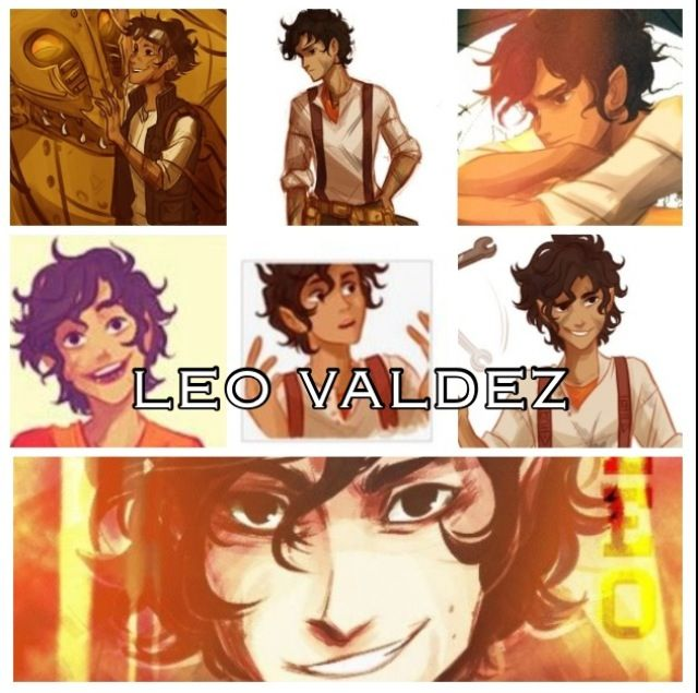 Day 2: Favourite Demigod- Leo Valdez!!! Don't get me wrong, I love everybody, and it was especially hard to pick between Leo and Nico, but Leo won in the end. So amazing for so many reasons, I'm not even gonna try to list them cause then I'd be here all night.