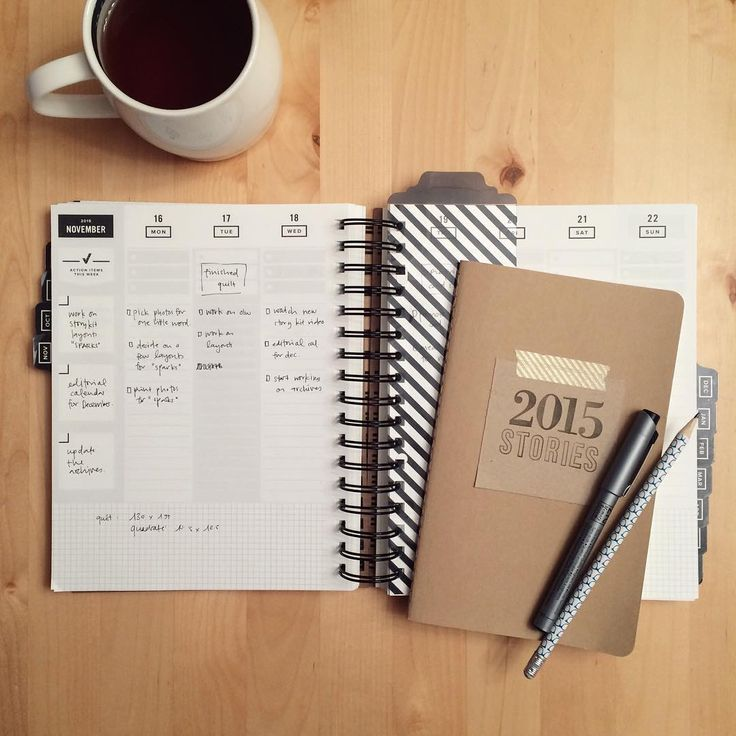"""""""Sunday evenings are for planning the following week and writing into my """"stories"""" notebook.  #papierprojekt #momentstempel #gettoworkbook"""""""
