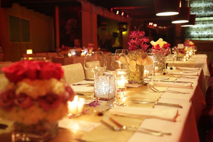 Coordinación de eventos matrimoniales
