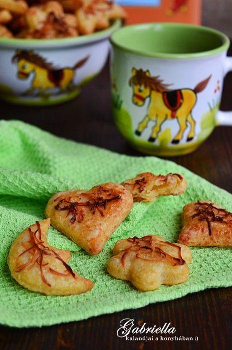 Gabriella kalandjai a konyhában :): Sajtos keksz