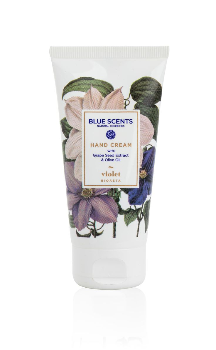 Blue Scents Hand Cream Violet