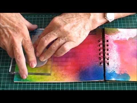 8 Ways to Use Spray Mists in your Paper Crafts | The Paper Blog