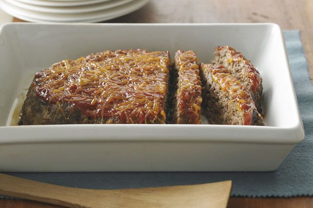 Our Favourite Meatloaf recipe is aptly named. We aren't the only ones that love this tasty meatloaf - it's one of our most popular meatloaf recipes!