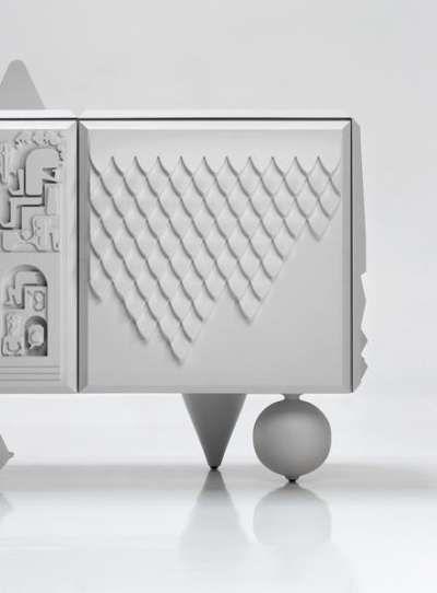 Antoine Audiau & Manuel Warosz . cabinet tout va bien, 3D printed, for BD Barcelona