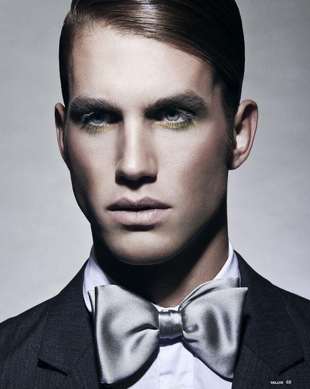 Man Of Tomorrow :: makeup him!