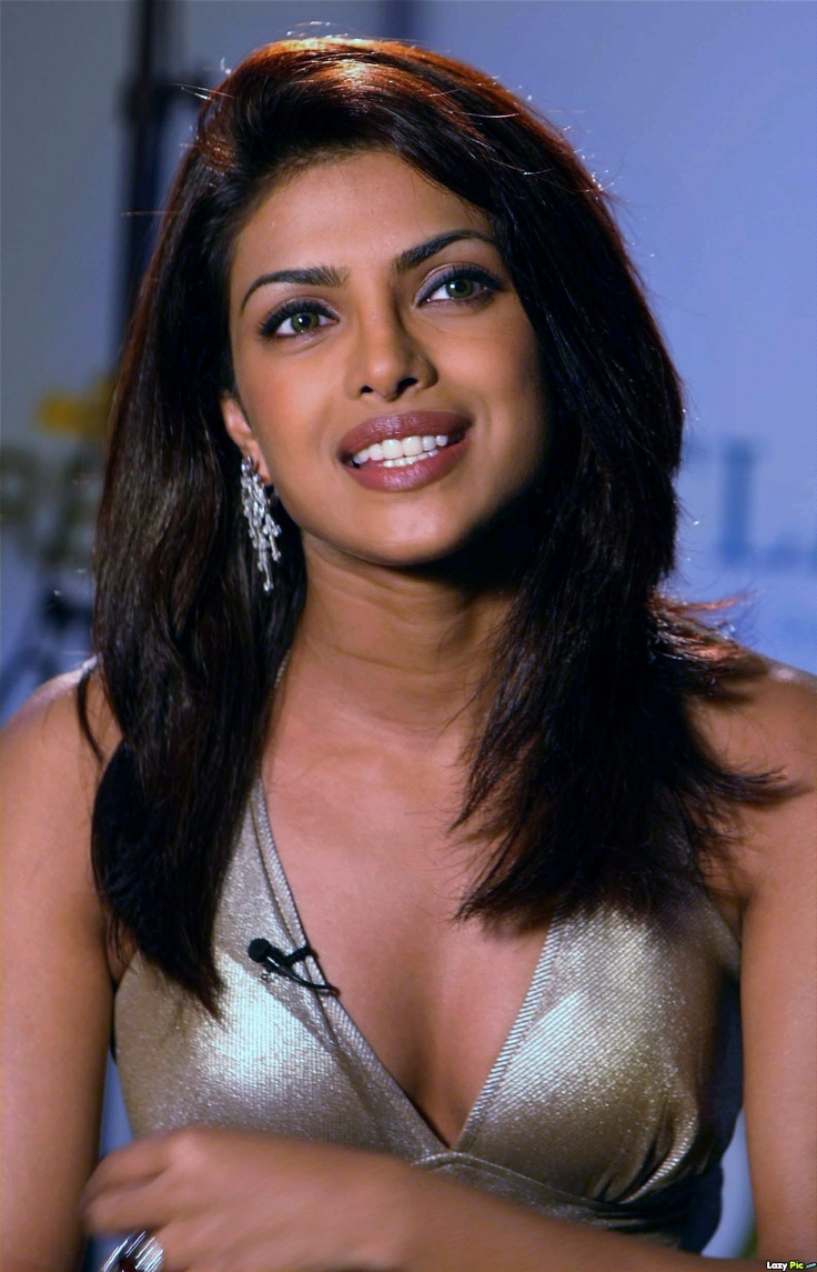 Jus... Priyanka Chopra