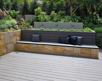 Sandstone Garden Wall Sydney