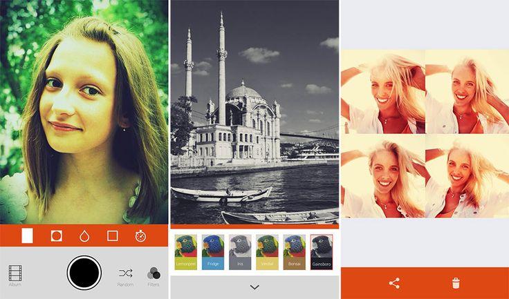 Retrica, dale un toque personal a tus fotos o selfies de iOs o Android - http://enlistados.net/retrica-dale-un-toque-personal-a-tus-fotos-o-selfies-de-ios-o-android/