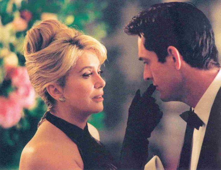 Catherine Deneuve and Rupert Everett in Les Liaisons Dangereuses