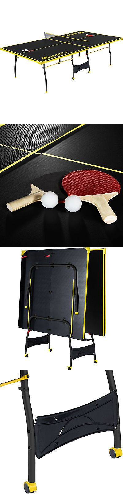 Tables 97075: Ping Pong Table Tennis Folding Tournament Size Game Set Indoor Outdoor Sport -> BUY IT NOW ONLY: $113.99 on eBay!