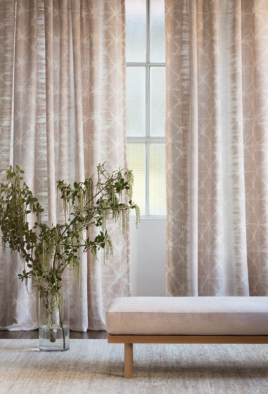 Shibori from the Utopia collection by Mokum available at James Dunlop Textiles