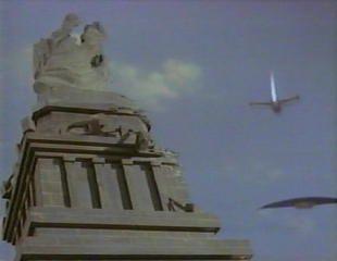 第29話 「マグマ大使と自由の女神」 - あしたはきっと特撮日和