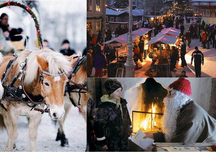 En av Europas 10 bästa julmarknader ligger i Sverige. Stortorgets julmarknad i Gamla stan i Stockholm. Här tipsar Land om 25 andra marknader runtom i landet.