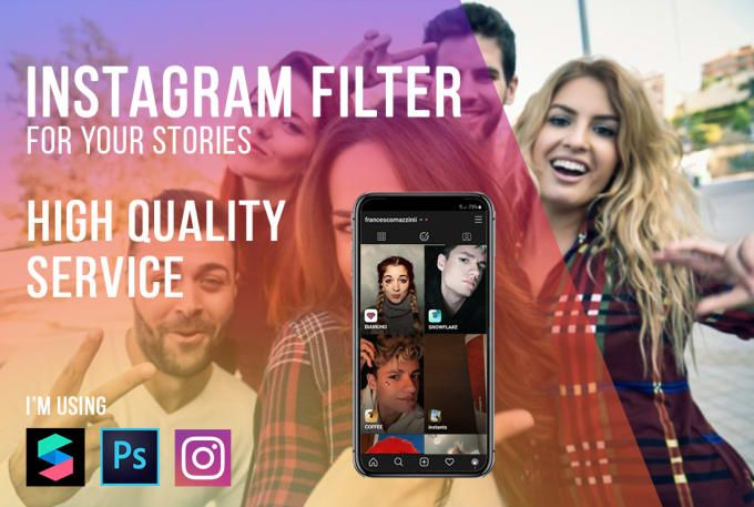 I Will Make Your Own Instagram Filter Instagram Filter Filters Instagram