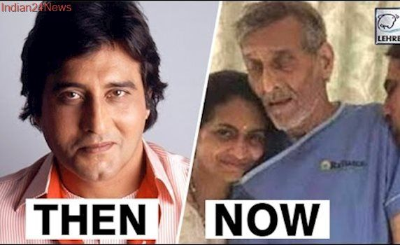 Vinod Khanna's SHOCKING Look After Sickness