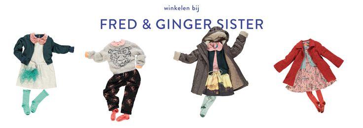 - Winkelen bij Fred&Ginger Sister